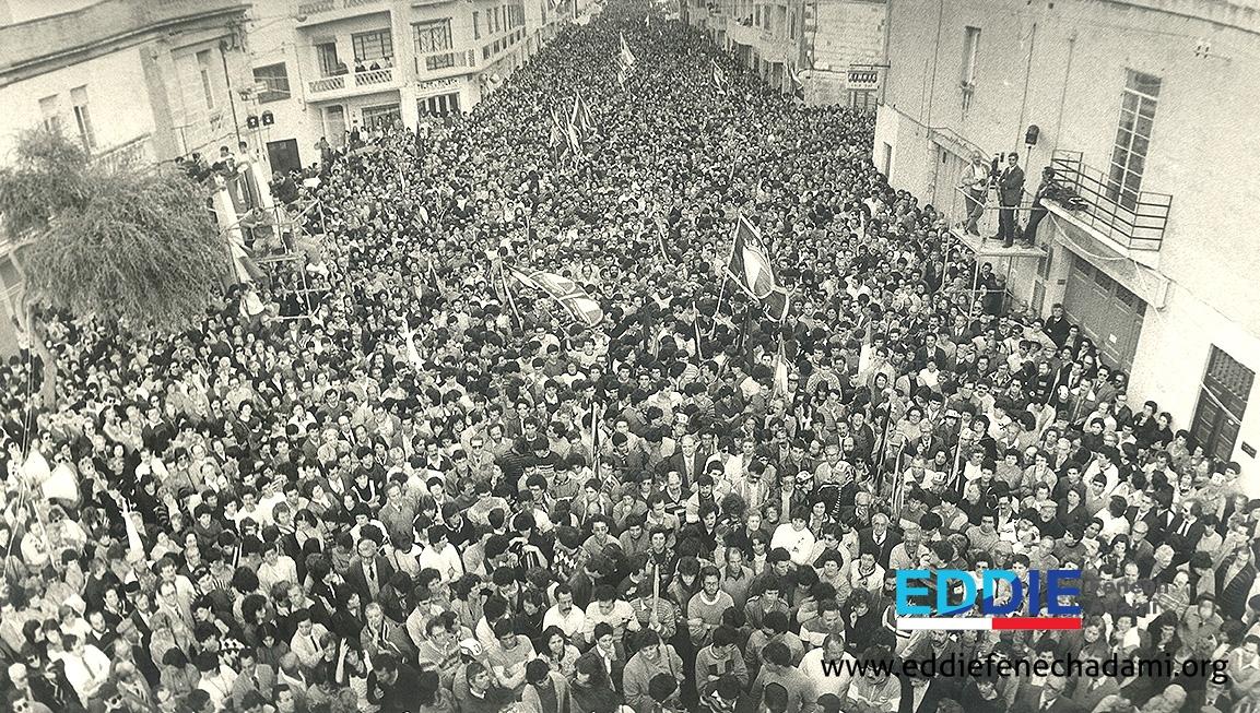 Birkirkara EFA Feb 1987 - B