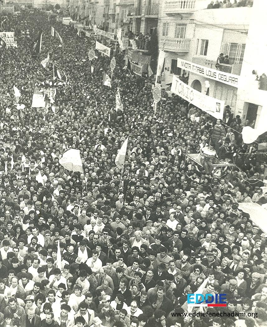 Birkirkara EFA Feb 1987 - A