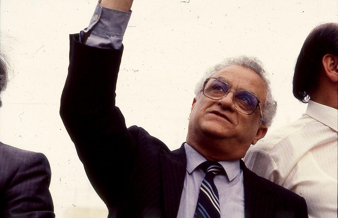 Eddie Fenech Adami