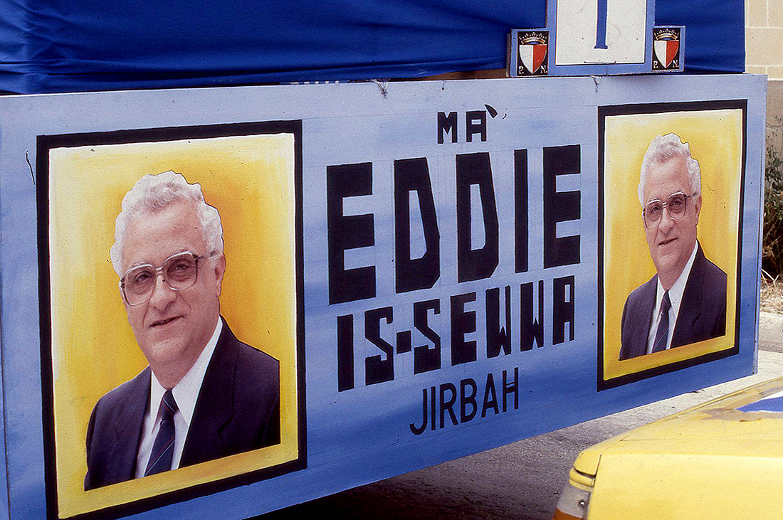Repeated 'ad nauseam', ridiculed by opponents and hardly believed by friends, in three short words 'is-sewwa jirbah zgur' encapsulated all that Eddie believed in.