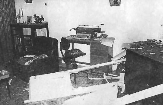Eddie Fenech Adami's home in B'Kara ransacked