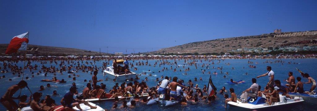 Mellieha Bay: Imnarja Festivities
